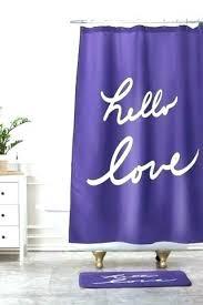 fancy purple shower curtains lavender shower curtains full size of shower shower curtain set solid shower sets deny designs hello lavender shower curtains