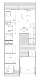 amazing of narrow lot house plans single story floor for homes best apartments australian