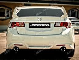 Honda Accord 8 трёхсоставной <b>Спойлер</b> в стиле Mugen купить по ...