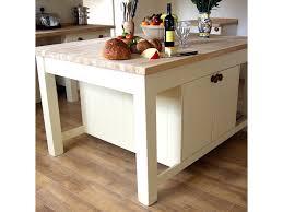 Image of: Freestanding Kitchen Island DIY