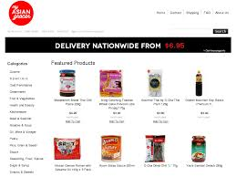 Coupon code asian grocer