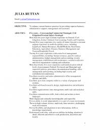 Sample Paralegal Resume With No Experience Sample Paralegal Resume With No Experience Objective For Summary 21