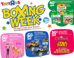 r flyers toys r us canada boxing day week flyer 2014 canadian freebies