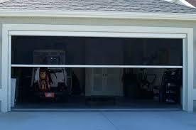 fireplace garage door screens retractable garage