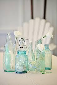 Bathroom Beach Accessories Bathroom Contempo Image Of Scrub Light Blue Beach Glass Bath