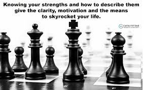 ways how knowing your strengths could skyrocket your life alex inspiration and motivation that comes from appreciating your innate talents and life experiences your strengths are the unique combination of your talents