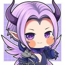 Ling Dragon Tamer Chibi
