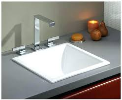 bathroom sinks rectangular bathroom drop in sinks cheviot drop in bathroom sinks drop in bathroom sink
