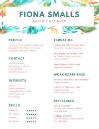 Graphic Resume Templates Customize 563+ Graphic Design Resume templates online - Canva