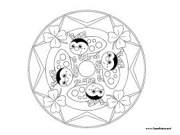 Mandala Coloring Pages For Kids At Getdrawingscom Free For