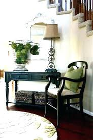 hallway entry table. Entry Table With Drawers White Entryway Console Slim Sofa Long Narrow Hall Hallway O