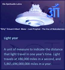 How Many Miles Does Light Travel In A Second Light Year A Unit Of Measure To Indicate The Distance That