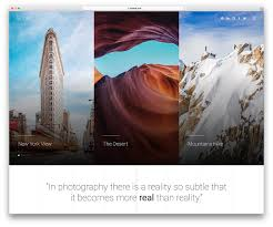 Photography Websites Templates 24 Best Stunning Free Photography Website Templates [HTML WordPress ] 13