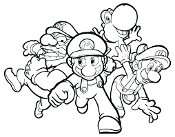 cartoons coloring pages 7