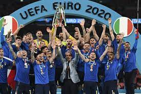 It's coming Rome: Italy beats England ...