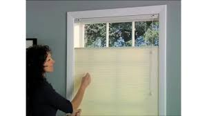 top down shades. Bali Cellular Shades With Top-Down/Bottom-Up Lift Option \u0026raquo; BaliOptTdbuShadeCell - American Blinds Video Gallery Top Down