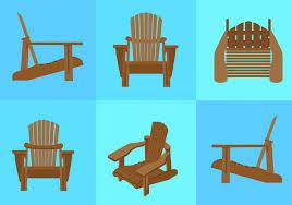 adirondack chair vector. Contemporary Vector For Adirondack Chair Vector I