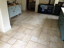 porcelain marble effect floor cleaned in maidenhead before