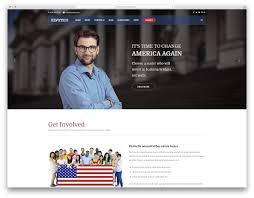 Political Website Templates Best Political Wordpress Themes For Politicians 2019 Colorlib