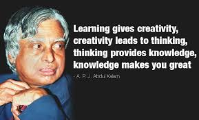 40 Best APJ Abdul Kalam Quotes Thoughts 4018 Impressive Good Quotes Related To Education