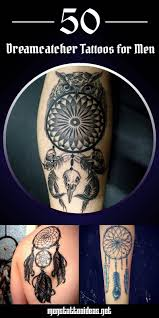 Dream Catcher Tattoo For Men Dreamcatcher Tattoos for Men Ideas and Inspirations for Guys 26