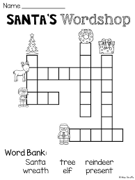 FREE Christmas worksheets that are a lot of fun! Christmas ...