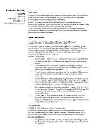 Sample Resume For Social Worker Best of Gallery Of Social Worker Example Resume Samples Of Social Worker