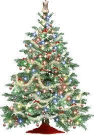 Christmas Tree Clipart #10005