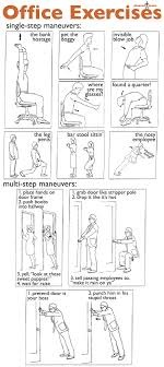 office exercise to boost me in the workplace will add this to my wellness coordinator