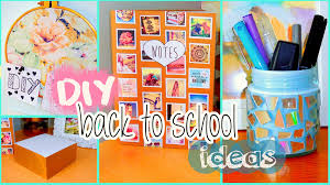 Diy Organization Diy Back To School Ideas Diy Organization Tumblr Inspired