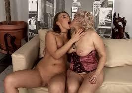 Sleep granny lesbian porn