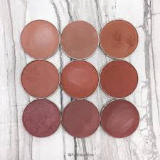 makeup geek um brown transition shade eyeshadows pictures and swatches