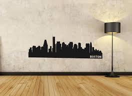chicago skyline wall decal together with skyline vinyl wall decal chicago skyline sports wall decal bbb