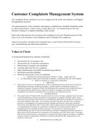 Complaint Format Pretty Complaint Mail Format Pictures Inspiration Resume Ideas 98