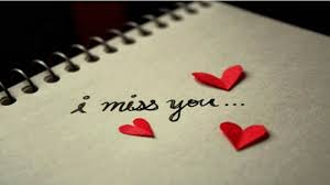 heart touching miss you