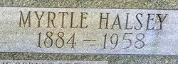 Myrtle Halsey Phipps (1884-1958) - Find A Grave Memorial