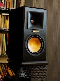 klipsch 150m. the klipsch rp-150m speaker, shown without grille. steve guttenberg/cnet 150m r