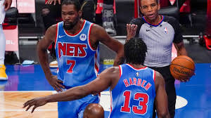Brooklyn Nets James Harden Durant : Brooklyn Nets Face Milwaukee Bucks With  James Harden Kevin Durant And Kyrie Irving The Latest Nba Superteam Nba  News Sky Sports - The superstar trio of