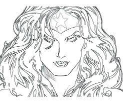 Wonder Woman Coloring Page Wonder Woman Coloring Wonder Woman