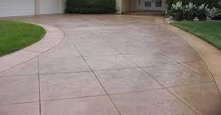 concrete driveway ideas options