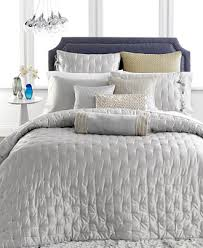 Hotel Collection Finest Silver Leaf Coverlet Collection - Quilts ... & Hotel Collection Finest Silver Leaf Coverlet Collection - Quilts &  Bedspreads - Bed & Bath - Adamdwight.com