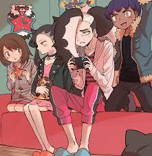 みんなのお兄ちゃん (Everybody's Big Brother) | Pokémon Sword and Shield | Pokemon,  Pokemon characters, Pokemon pictures