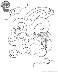 Small Picture My Little Pony Coloring Pages Hasbro Coloring Pages
