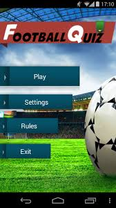 Online Quiz Templates Buy Quiz Template Football Quiz Sports and Trivia and Quiz For 59