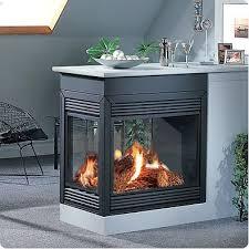 direct vent gas fireplace insert inspirational 19 best 3 sided fireplace inserts images on fireplace