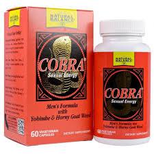 Natural Balance, Cobra, Сексуальная энергия, 60 вегетарианских ...