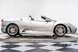 Search 17 listings to find the best deals. Used 2007 Ferrari F430 Spider For Sale Sold Marshall Goldman Motor Sales Stock B21352