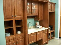 Teak Wood Kitchen Cabinets Kitchen Room Kitchen Two Tones Teak Wood Kitchen Cabinets Mixed