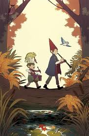 over the garden wall 16