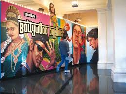 The decor and design of home are simply mesmerizing and eye catching.worth. Bollywood Bollywood Theme Bollywood Mural